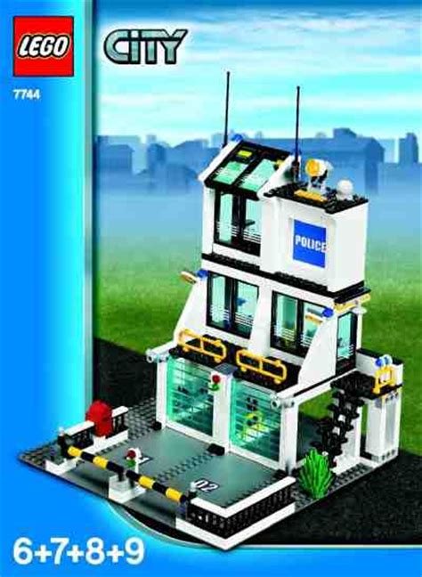 Lego City Police  City Police 4 7744 Toy Game Download