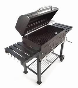 El Fuego Ontario Xxl Holzkohle Grillwagen : el fuego ontario xxl holzkohle grillwagen holzkohlegrill smoker barbecue ~ Bigdaddyawards.com Haus und Dekorationen