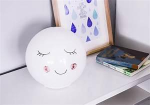 Smart Home Ideen : diy nachtlampe mit timer smart home im kinderzimmer ~ Lizthompson.info Haus und Dekorationen