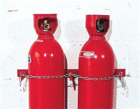 rangement pour bouteilles de gaz securimed
