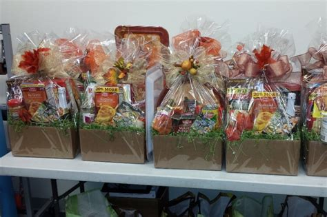 fundraiser by george pinzon holiday food baskets for the
