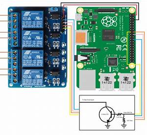 Connecting A Relay Board To A Raspberry Pi