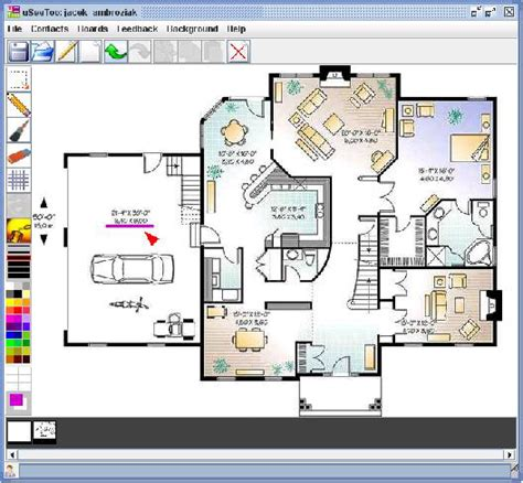 draw house plans freeware draw house plans home design and style