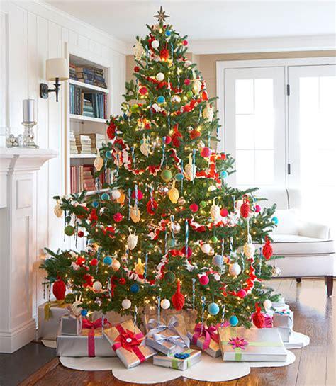 felt christmas tree decorations felt