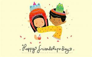 Top 10 Happy Friendship Day Wallpapers With Quotes | 2015