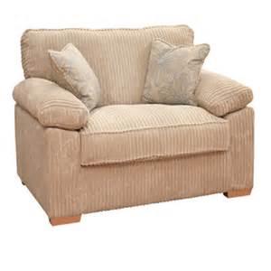 senator single seat fabric chair bed