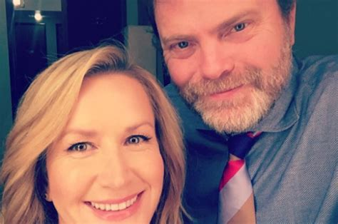 "Dwight And Angela From ""the Office"" Accidentally Reunited"