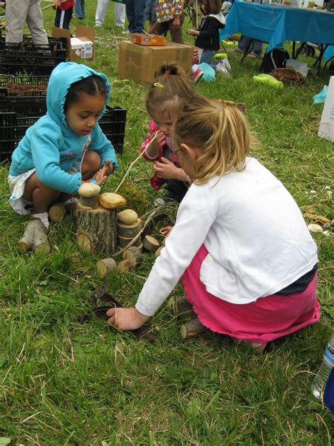 explore  outdoors   childrens garden lewis