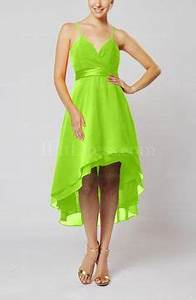 Lime Green Bridesmaid Dress on Pinterest