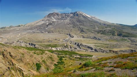 le mont helens mont helens