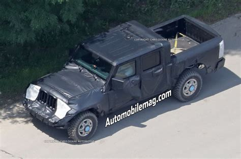 fca confirms jeep pickup wagoneer  grand wagoneer