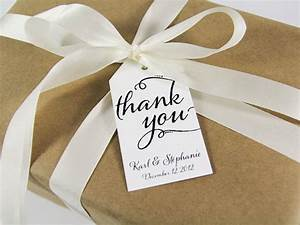 thank you tag wedding favor tags custom thank you tags With thank you tags for wedding favors