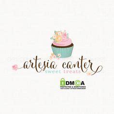 party cupcake logo branding images cupcake