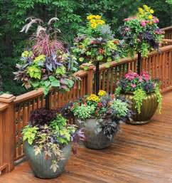 Creative Planters for Container Gardens