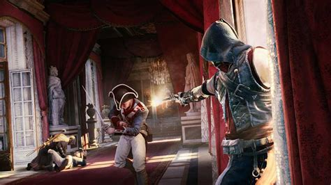 assassins creed unity condemend  french left
