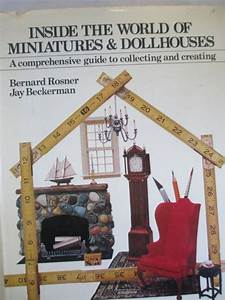 Diy Vintage  U0026quot  Inside The World Of Miniatures  U0026 Dollhouses