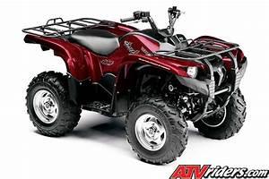 2009 Yamaha Grizzly 700 Fi Eps Auto  4x4 Utility Atv Info