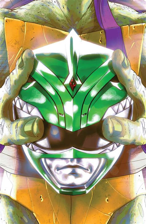 [Preview] Mighty Morphin Power Rangers/Teenage Mutant ...