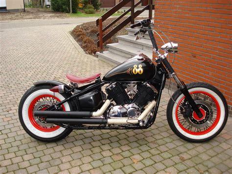 Yamaha Dragstar 1100 Oldscool Bobber