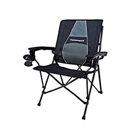 strongback elite folding c chair with