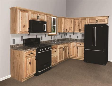 kitchen cabinets menards value choice 19 l thunderbay hickory kitchen cabinets