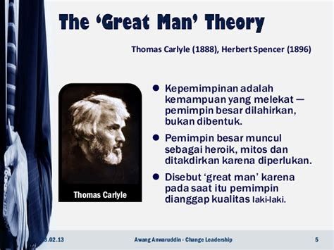 teori teori kepemimpinan leadership theories
