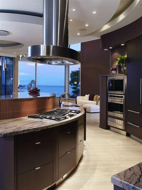 Apartment Kitchens Ideas - hi tech kitchen design