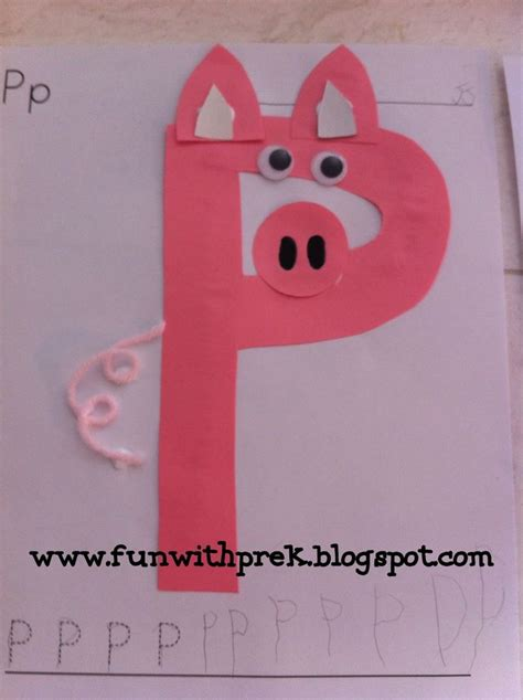 17 best images about letter p crafts on the 958 | 9d15b09622028e4553a885a36fb02786