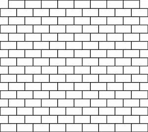 White Bricks Clip Art at Clker.com - vector clip art ...