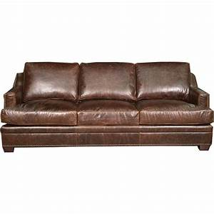 Sofa Vintage Leder : brown leather sofa ~ Indierocktalk.com Haus und Dekorationen