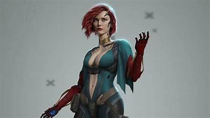 Cyberpunk 2077 4k Triss Wallpapers Games Xbox
