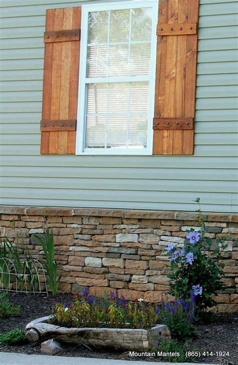 pin  chad givens  covington shutters house exterior house shutters cedar shutters