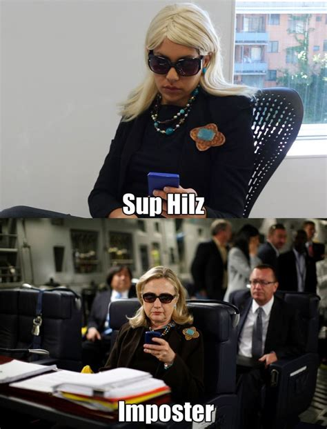 Texts From Hillary Meme Generator - sup hilz theme me costume fancy dress party theme inspiration