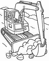 Coloring Excavator Koparka Kolorowanka Kolorowanki Construction Wydruku Printable Pj Equipment Masks Truck Sheet Colouring Druku Darmowa Popular Topcoloringpages Valentines Quady sketch template
