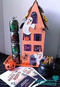 Shoe Box Pattern Diy Haunted House From A Shoe Box Fun Crafts Diy Box