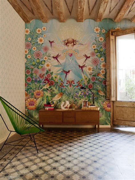 your own paint by number wall murals wallpaper mural ideas