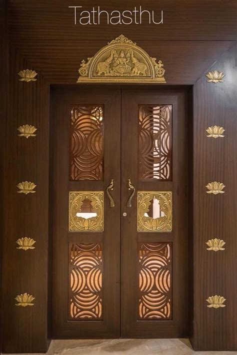 Home Door Design Photos by Pin By Yogitha Kiran On Pooja Rooms In 2019 Pooja Room