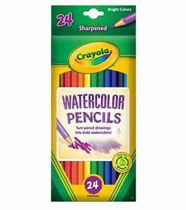 Crayola 24 ct. Watercolor Colored Pencils | Jo-Ann