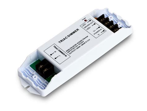 Led Le Dimmer by Triac Dimmer Module Led Receiver For Phase Dimming