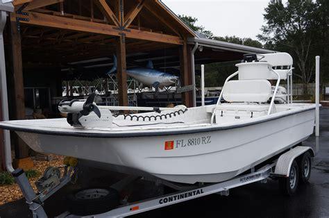 Carolina Skiff Guide Boat by 2012 Carolina Skiff 2180 Dlx Custom Setup The Hull