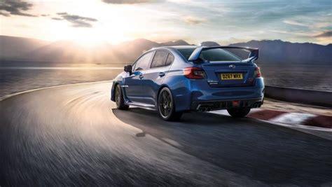 New 2019 Subaru Wrx Sti Price And Release Date  New 2018