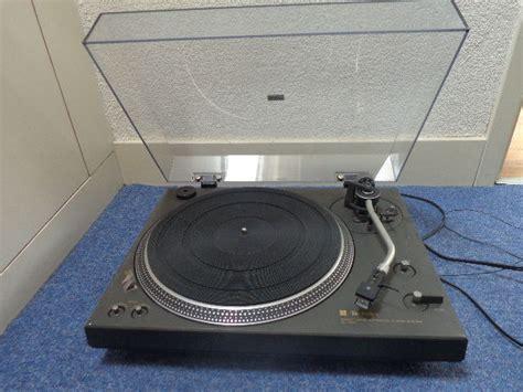 Plattenspieler Technics Sl-1410