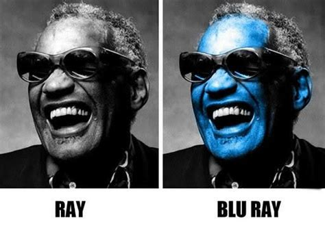 Ray Charles Memes - name puns know your meme