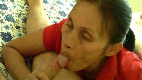 A Mature Asian Gives A Blowjob Asian Porn