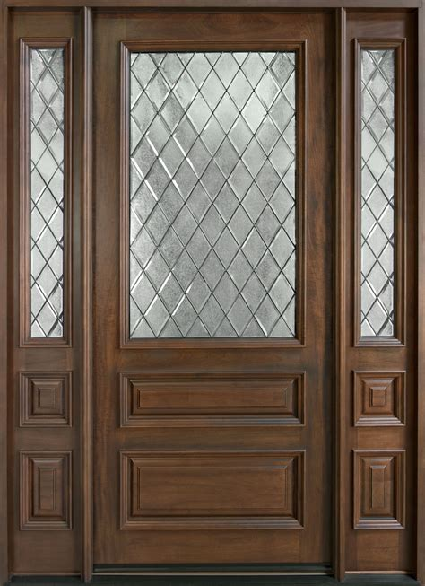 entry doors for front entry door custom single with 2 sidelites