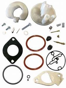 Fits Briggs  U0026 Stratton Carburetor Rebuild Kit Master