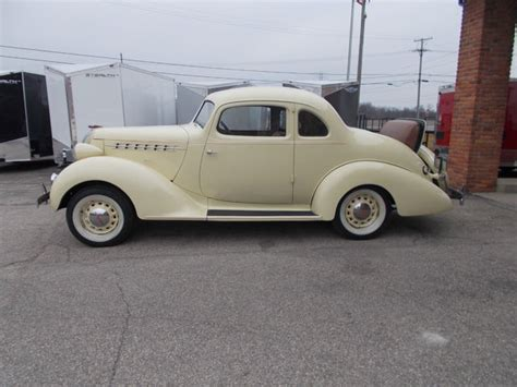 1936hudson Terraplanecoupe With Rumble Seat For
