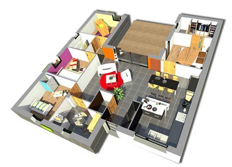 plan de maison à étage 4 chambres exposition plan maison chambres omega configurer