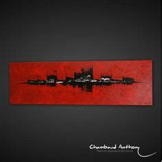 1000 images about abstrait on abstract paintings toile and