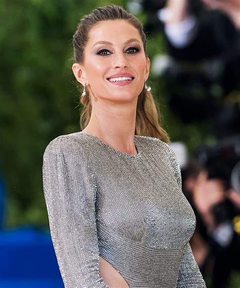 Gisele Bundchen Hair Skin Care Makeup Best Products